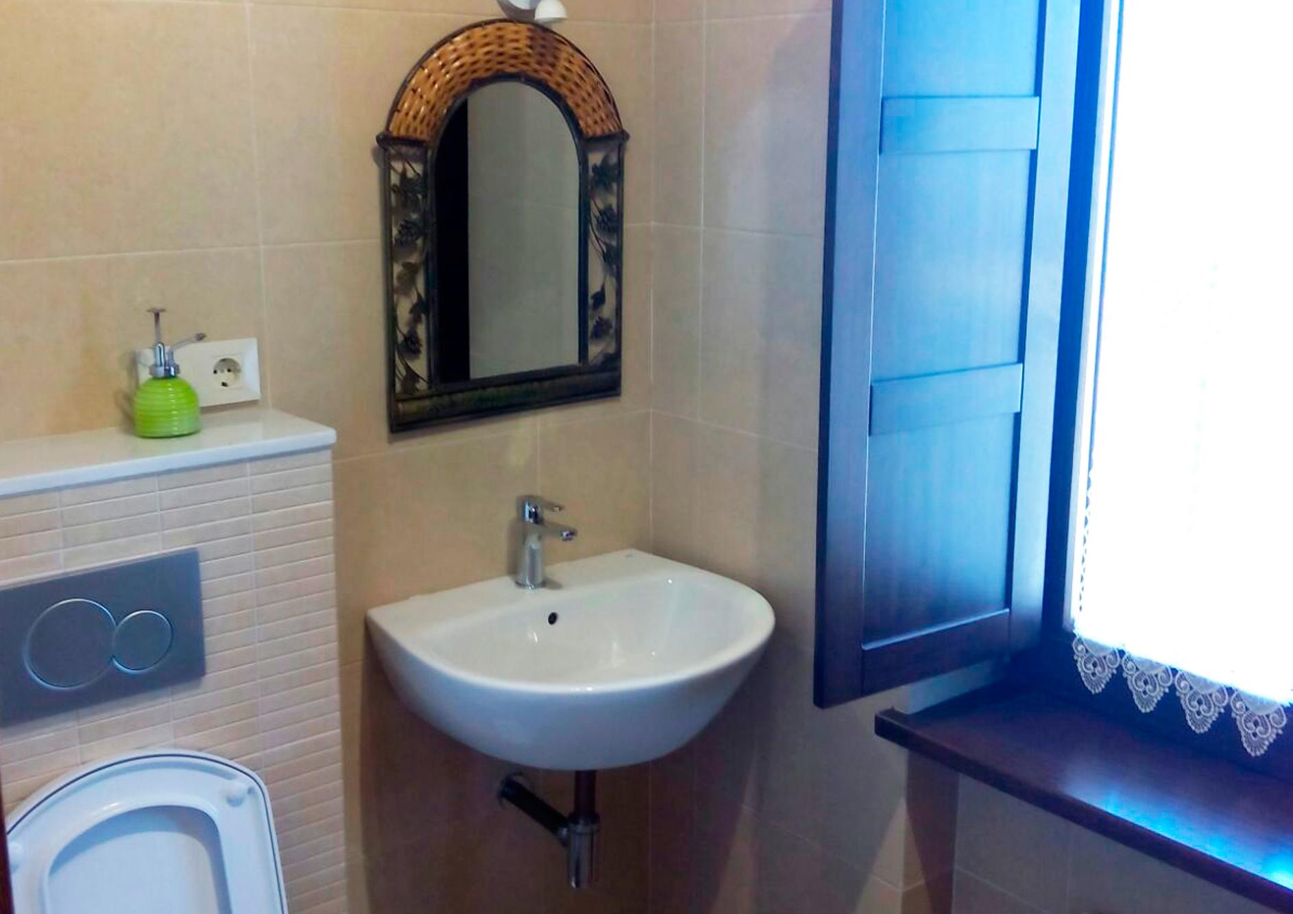 Segundo baño apartamento Eduardo Pondal