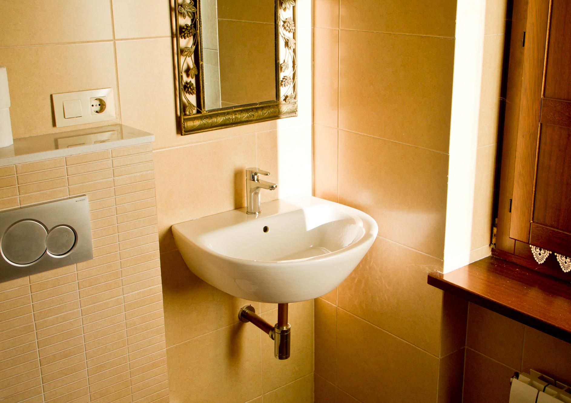 Baño Apartamento Manuel Rivas