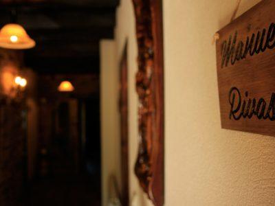 Entrada Apartamento Manuel Rivas